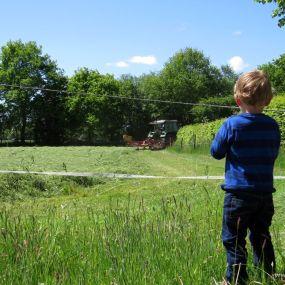 Kennismaking met het boerenleven