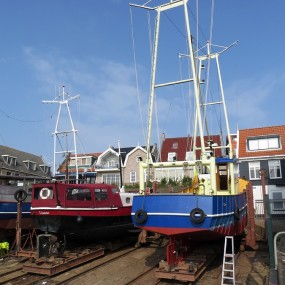 op de scheepwerf (2)