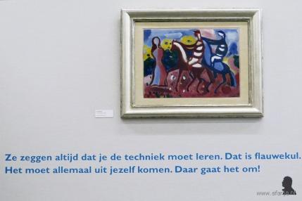 Gerrit Benner in Museum Belvédère - 11