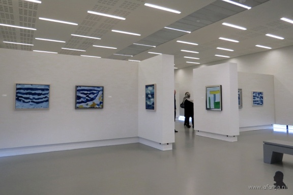 Gerrit Benner in Museum Belvédère - 1