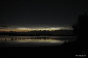 lichtende nachtwolken juli 2008 - 2