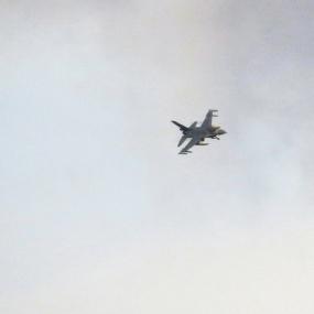 F16 op weg naar huis (2)