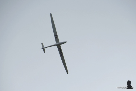 zweefvliegtuig van de Friese Aero Club - 1