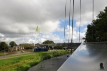 fietsbrug 'de Slinger' - 10 - bike bridge 'the Garland'