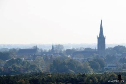 op de Woldberg (11) - Steenwijk, de Grote of Sint-Clemenskerk