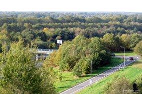 op de Woldberg (6) - A32 afslag Steenwijk-Noord