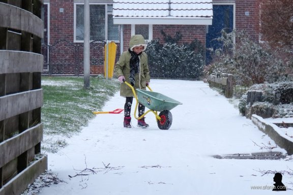 sneeuwwandeling 1