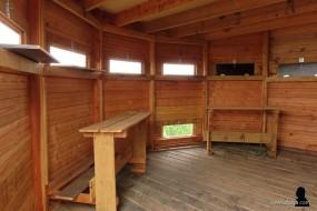 3. de hut van binnen