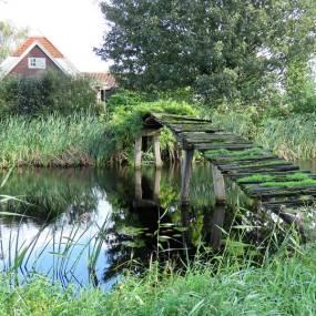 'brug' over 't Stroomkanaal - 1