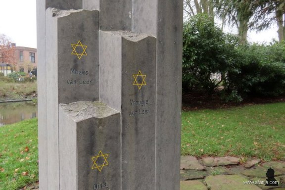 Joods monument Drachten - 2