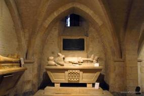 Crypte du XIIeme siècle - 4