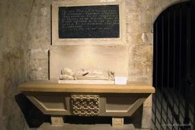 Crypte du XIIeme siècle - 10