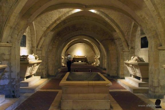 Crypte du XIIeme siècle - 2