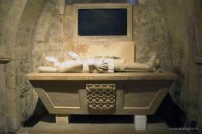 Crypte du XIIeme siècle - 8